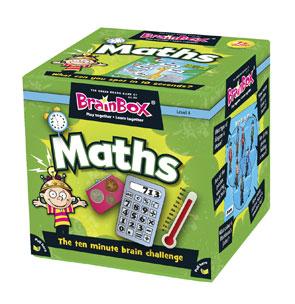 BRAINBOX MATHS 1