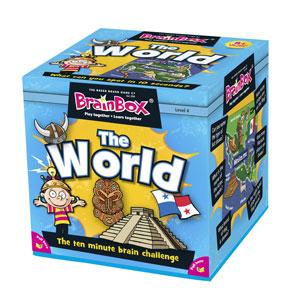 BRAINBOX THE WORLD 1