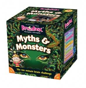 BRAINBOX MYTHS & MONSTERS