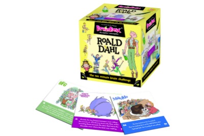 BRAINBOX ROALD DAHL 2