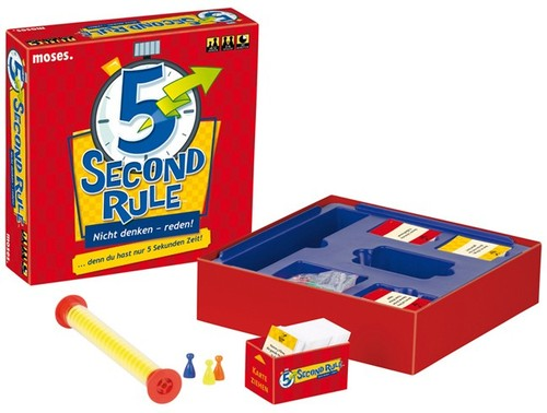 5 SECOND RULE 1