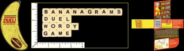 BANANAGRAMS DUEL 2